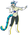 Frosh fifth form ssj blue by shayminskyforme64 dcl0d19