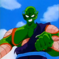 Piccolo in his Giant form at the World Tournament