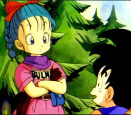 File:Goku&Bulma Dragon-Ball.jpg
