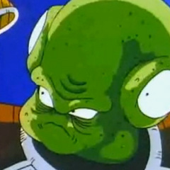 In a flashback, Guldo detests Vegeta for trying to outshine him