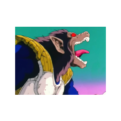 Great Ape Vegeta
