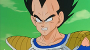 Vegeta HD Standing Before The Ginyu Force