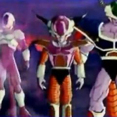 Frieza's family in <i>Dragon Ball Heroes</i>