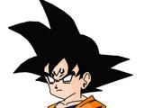 Majin Goten (Ultimate Gogeta's version)
