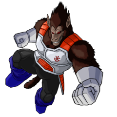 great ape vegedock