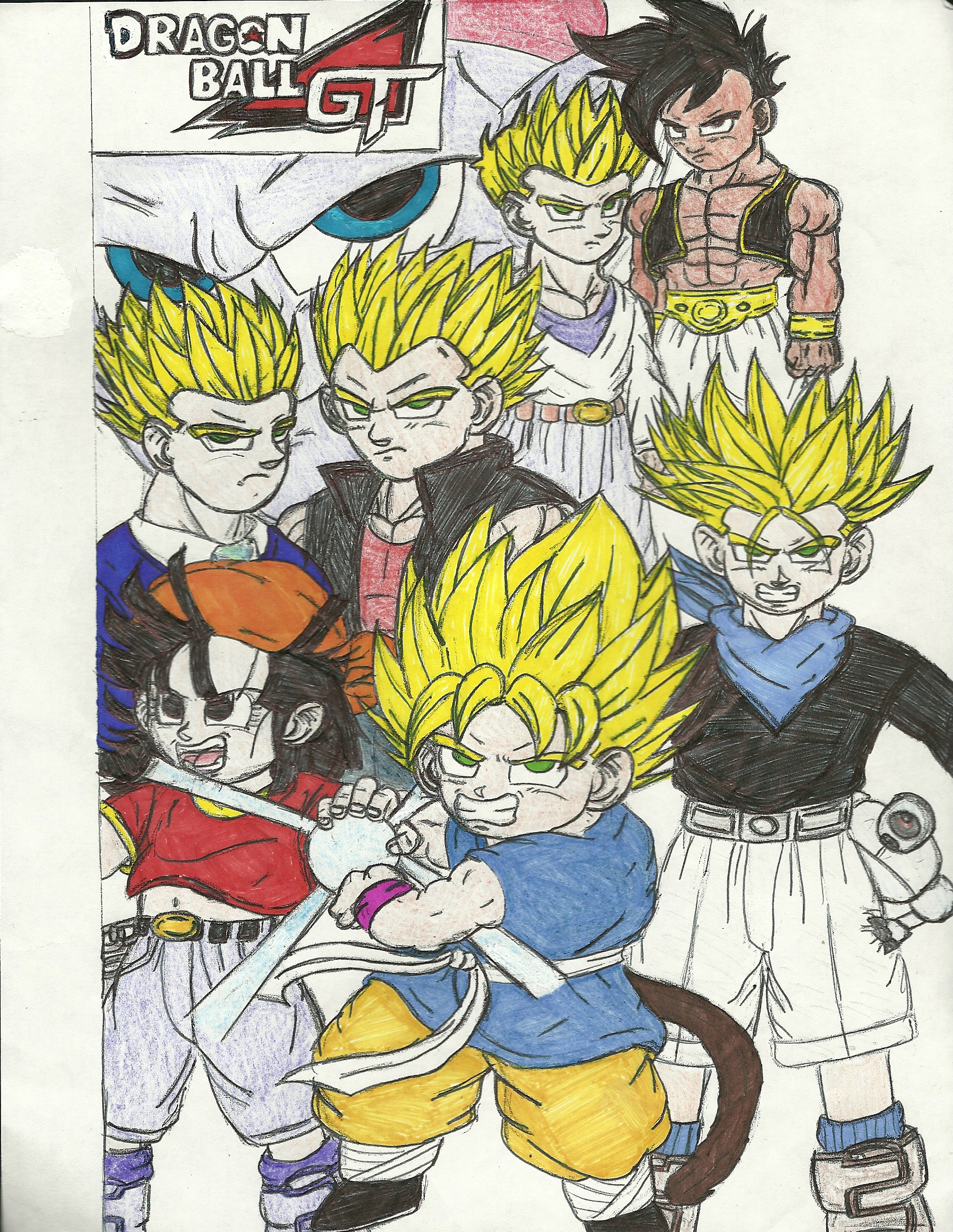 image dbgt king proton front cover jpg ultra dragon ball wiki