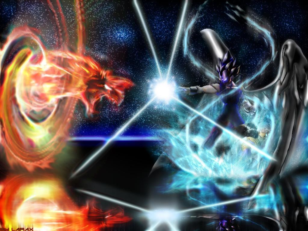 Image - Metal Vegeta attacking.jpg | Ultra Dragon Ball Wiki | FANDOM powered by Wikia
