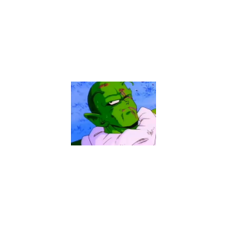 Nail about to fuse with Piccolo