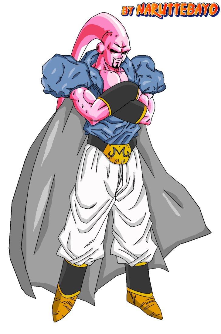 Dabuu Ultra Dragon Ball Wiki Fandom Powered By Wikia