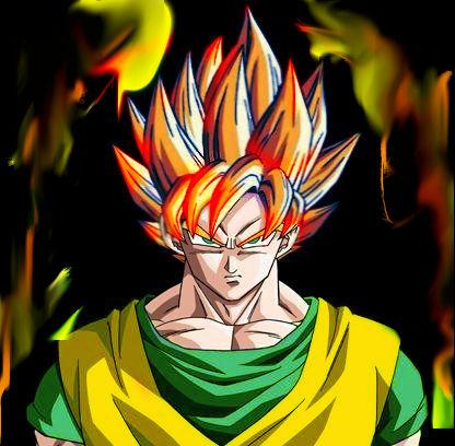 Dragon Ball Super Burning