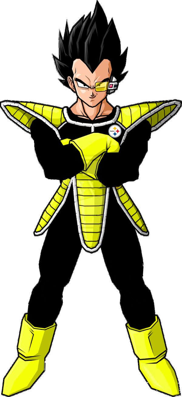 Vegeta Is A Steelers Fan Ultra Dragon Ball Wiki Fandom