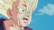 SSJ2 Gohan's Sorrow of Goku's Death
