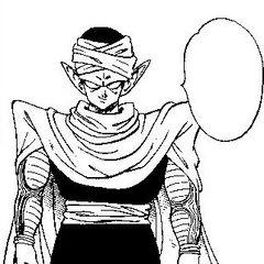 Piccolo during the 23rd Tenkaichi Budokai