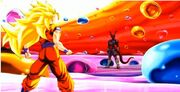 Super saiyan 3 vs janemba
