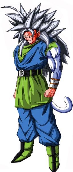 image son goku af ssj5 by gothax png ultra dragon ball wiki