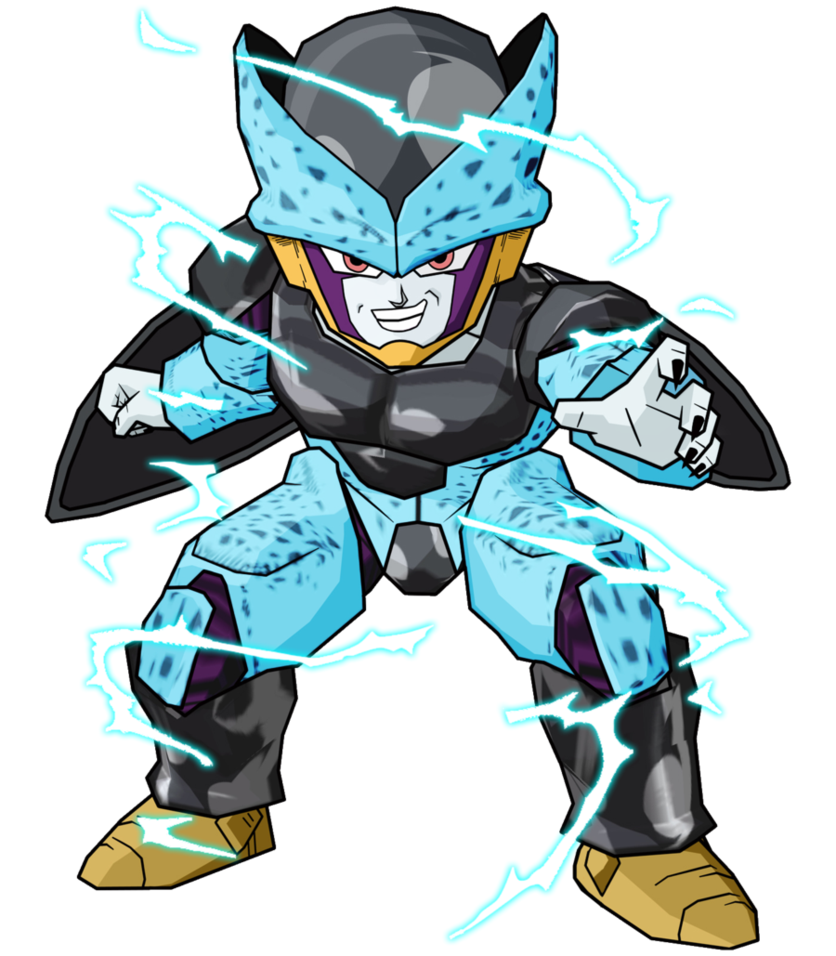 Super Perfect Cell Jr Ultra Dragon Ball Wiki Fandom Powered By