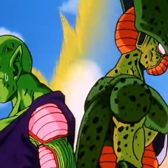 Piccolo and Imperfect Cell