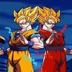 Kakarot and Goku
