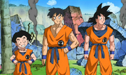 GokuYamchaKrillinTurtleSchool