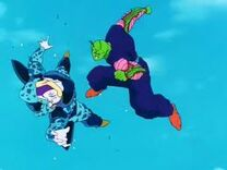 Piccolo Vs Cell Jr
