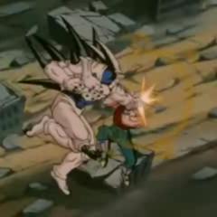 Omega Shenron dominates <a href=
