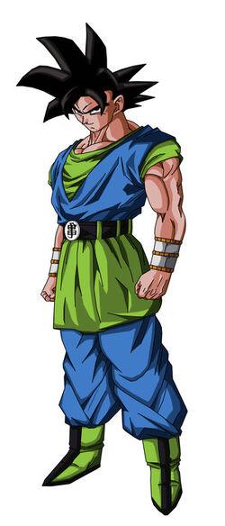 Son Goku AF Normal by Gothax