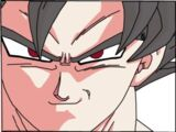 Majin Goku (Ultimate Gogeta's version)