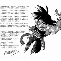 Toriyama's Special Review of Bardock