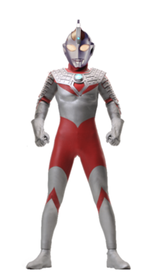 Ultraman Legacy Ace LD mode