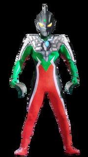 Ultraman One Corrected version