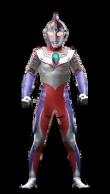 Ultraman Legacy Tiga LD V2