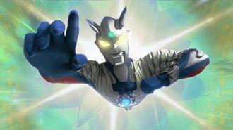 Ultraman Zero Alter - Rise Scene (Zero Masque NEO)