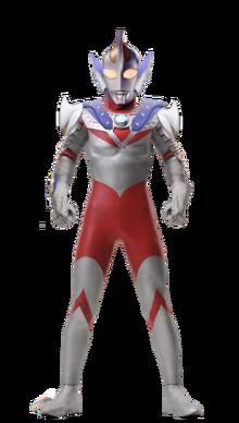 Ultraman Legacy Hikari LD