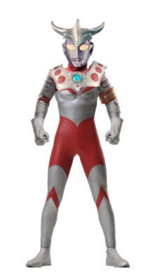 Ultraman Legacy Leo LD mode