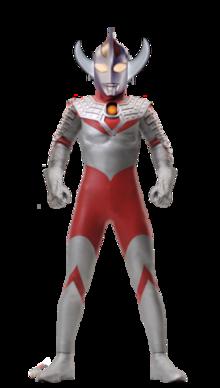 Ultraman Legacy Flame LD