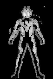 Ultraman Neo Xenon Ghost