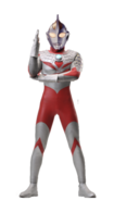 Ultraman Legacy beam pose