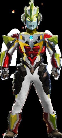 UltramanLightningAttackerArmor