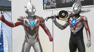 Ultraman Orb Show Orb Origin Ultraman X Appears!