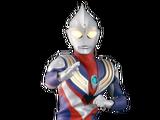 Ultraman Tiga (Hunters and Ultramen)