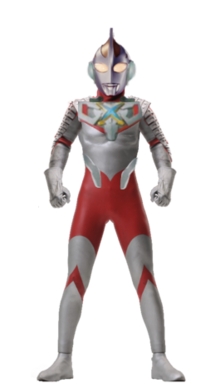 Ultraman Legacy X LD