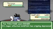 Sadfish vs another bad page