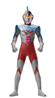 Ultraman Legacy Seven X LD