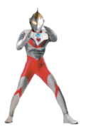 Ultraman Legacy fighting pose V2