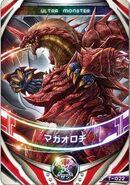 MAGA Orochi Card