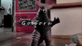 My Ultraman Movies 1 Gomora vs
