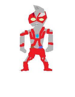 Ultraman element art