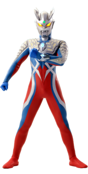 Ultraman Zero Normal