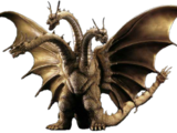King Ghidorah (Legacy of Ultra Continuity)