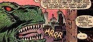 Godzilla vs J Jonah Jameson